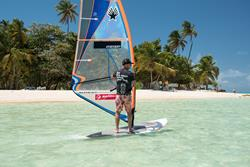 Jem Hall Tobago 2019 Caribbean Windsurf Clinic